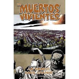 """Los Muertos Vivientes Nº 16 """"Un Mundo Mas Grande"""""""