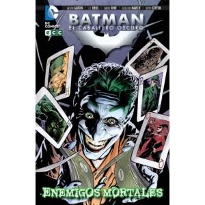 Batman el Caballero Oscuro - Enemigos Mortales