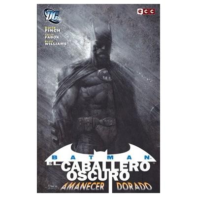Batman el Caballero Oscuro - Amanecer Dorado