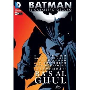 Batman el Caballero Oscuro - La Leyenda de Ra´s Al Ghul