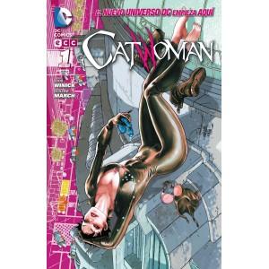 Catwoman nº 01