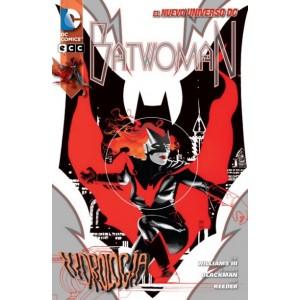 Batwoman - Hidrologia