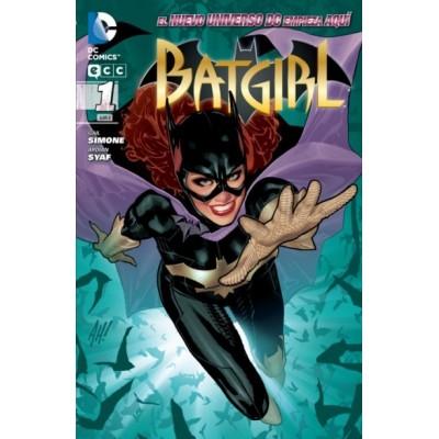 Batgirl nº 01