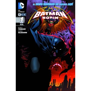 Batman y Robin nº 01