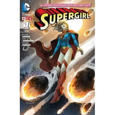Supergirl nº 01