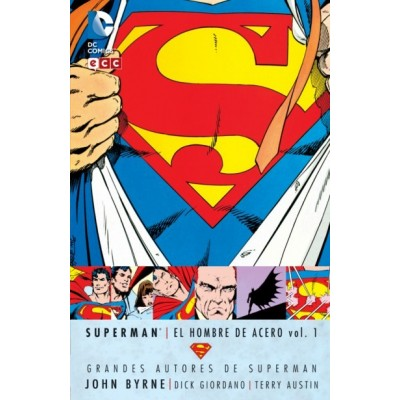 Superman - El hombre acero vol. 1