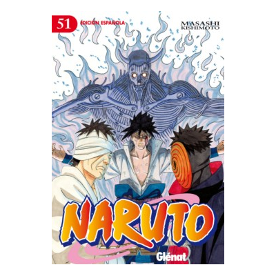 Naruto Nº 51