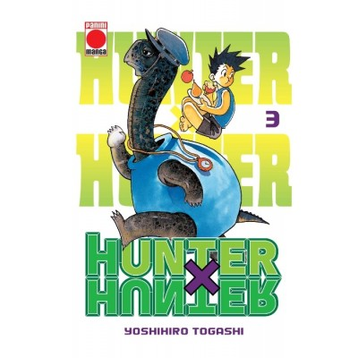 Hunter x Hunter nº 03