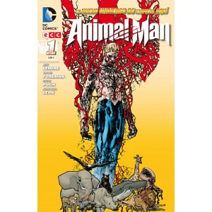 Animal Man nº 01
