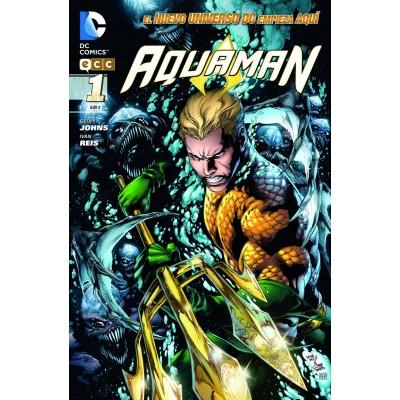 Aquaman nº 01