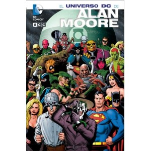 El Universo DC de Alan Moore