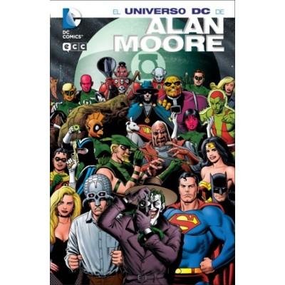 Leyendas del Universo DC - Alan Moore