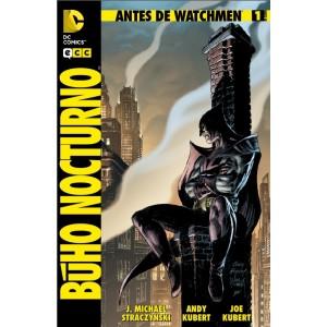 Antes de Watchmen - Búho Nocturno nº 01