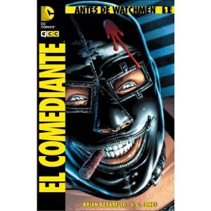 Antes de Watchmen - El Comediante nº 01