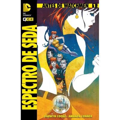 Antes de Watchmen - Espectro de Seda nº 01