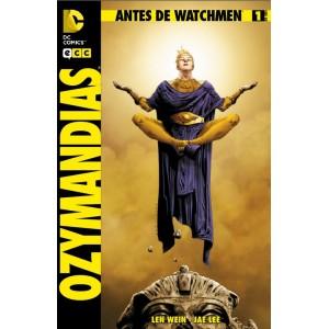 Antes de Watchmen - Ozymandias nº 01