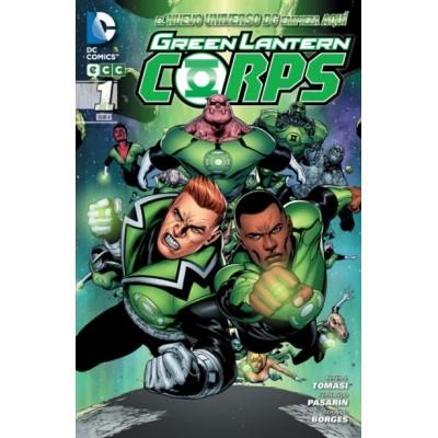Green Lantern Corps nº 01