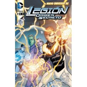 Legión: Origen Secreto