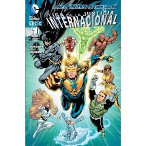 Liga de la Justicia Internacional nº 01