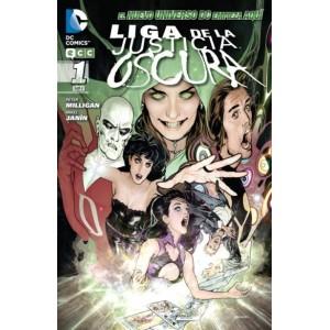 Liga de la Justicia Oscua nº 01
