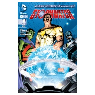 Stormwatch nº 01