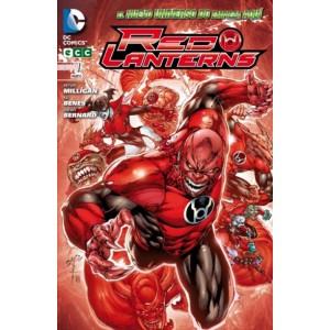 Red Lanterns nº 01