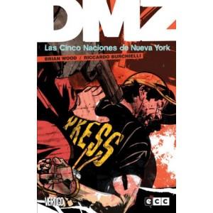 DMZ: Las cinco naciones de Nueva York nº 12