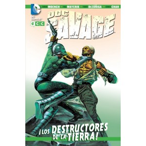 Doc Savage - Los Destructores de la Tierra