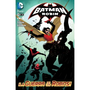 Batman y Robin nº 03