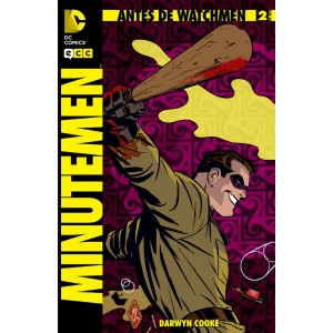 Antes de Watchmen - Minutemen nº 02