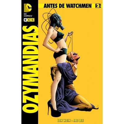 Antes de Watchmen - Ozymandias nº 02