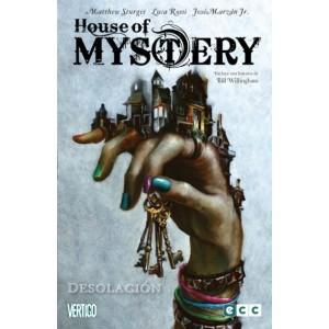 House of Mystery nº 08 - Desolación