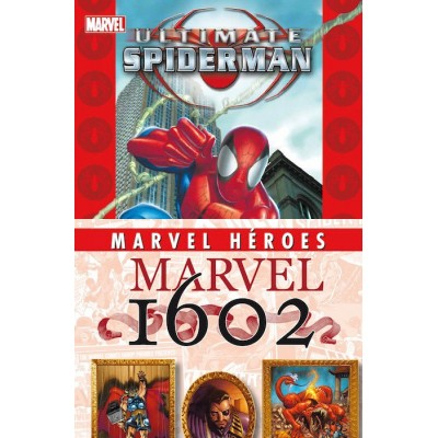 Coleccionable Ultimate nº 01: Spiderman Poder y Responsabilidad - 1602