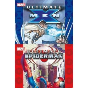 Coleccionable Ultimate nº 02 y 03: X-Men la gente del mañana - Spiderman curva de aprendizaje