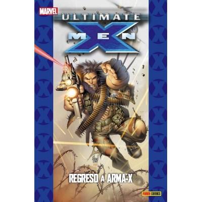 Coleccionable Ultimate nº 05 - X-men: Regreso a Arma X
