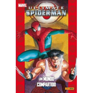 Coleccionable Ultimate 6 Spiderman 3: Un mundo compartido