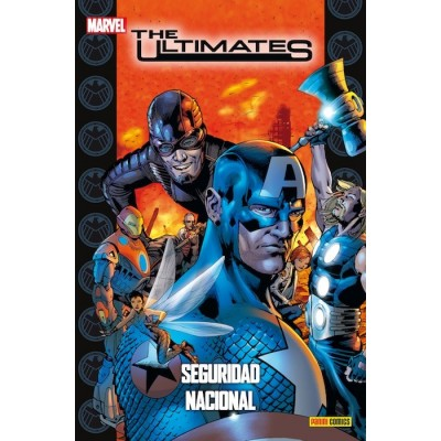 Coleccionable Ultimate nº 07 - Ultimates: Seguridad Nacional