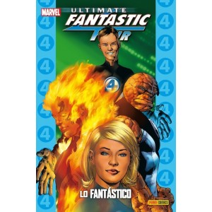 Coleccionable Ultimate 9 Fantastic Four 1: Lo fantástico