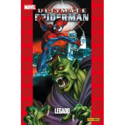 Coleccionable Ultimate nº 10 - Spiderman: Legado