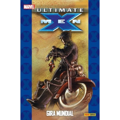 Coleccionable Ultimate nº 11 - X-Men: Gira Mundial