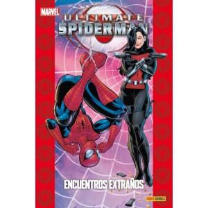 Coleccionable Ultimate 12 Spiderman 6: Encuentros extraños