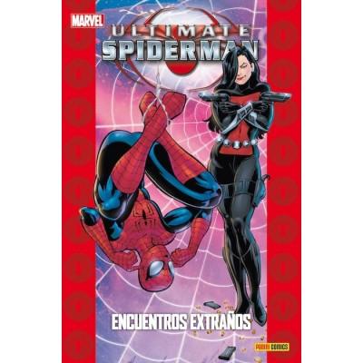 Coleccionable Ultimate nº 12 - Spiderman: Encuentros Extraños