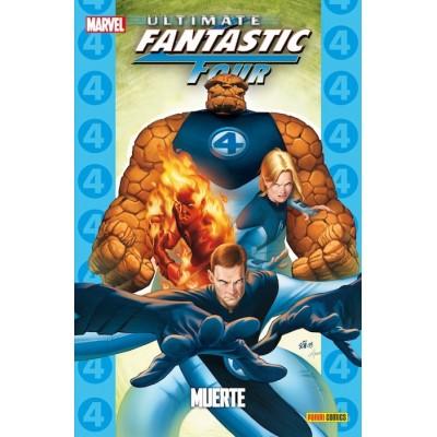 Coleccionable Ultimate nº 13 - Fantastic Four: Muerte