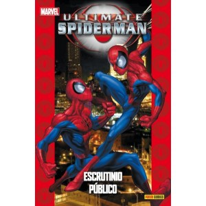 Coleccionable Ultimate 14 Spiderman 7: Escrutinio público