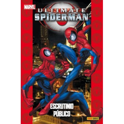 Coleccionable Ultimate nº 14 - Spiderman: Escrutinio Público
