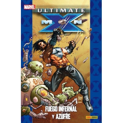 Coleccionable Ultimate nº 15 - X-Men: Fuego Infernal y Azufre