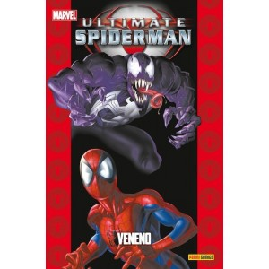 Coleccionable Ultimate 16 Spiderman 8: Veneno