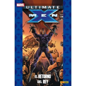 Coleccionable Ultimate 17 X-Men 5: El retorno del rey