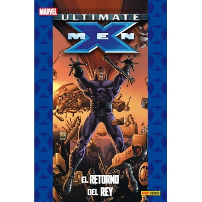 Coleccionable Ultimate nº 17 - X-Men: El Retorno del Rey