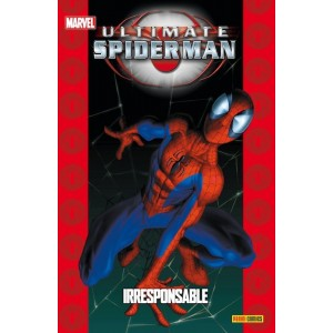 Coleccionable Ultimate 20 Spiderman 9: Irresponsable